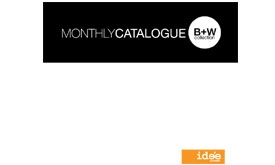 MONTHLYCATALOGUE B+W callection